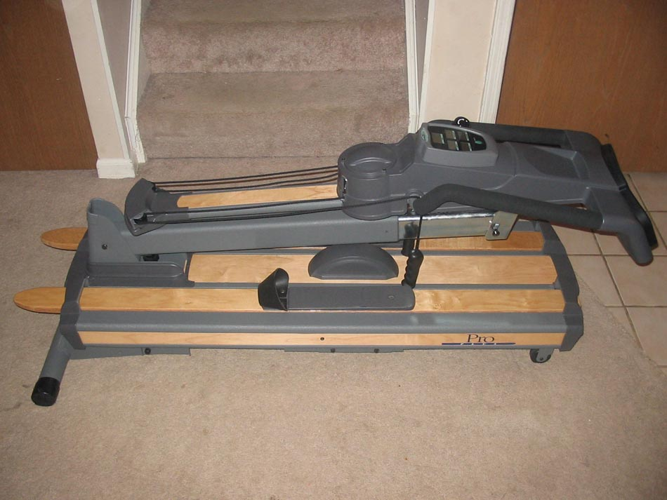 nordic track ski machine monitor